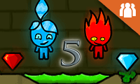 Fireboy & Watergirl 3: The Ice Temple