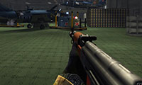 Red Crucible: Reloaded - Shooting Game 3D