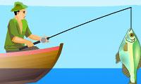 Pêche : Jette ta ligne