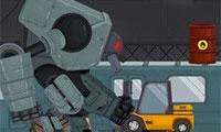 Fury Of Metal: Robot Killing Game