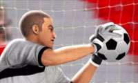 Goalkeeper Challenge: Football Game