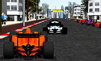 Slipstream Speeders: Driving Game