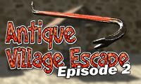 Flykten från den antika byn: avsnitt 2