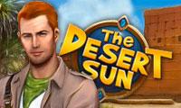 El sol del desierto