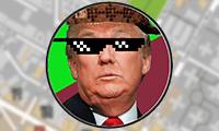 Un presidente agresivo