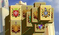 Mahjong i magiskt slott