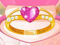 Barbie crea l'anello di fidanzamento