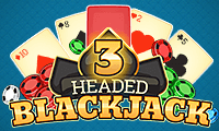 3-facher Blackjack
