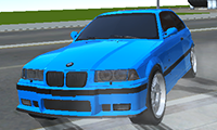 Turbo Rally: Race Car Game