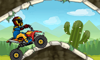 Monstertruck: bospost