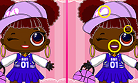 Doll Superstar Dress Up