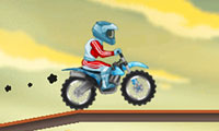 Trials 2: Dirt Bike Game