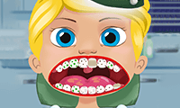 Blonde Princess: Real Dentist