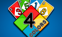 4 Colors PGS: 2 Player Card Game