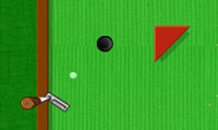 12 Hole Xmas: Golf Game