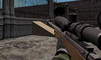 Ghost Team Shooter: Army Shooting Game