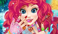 Petite Ariel: Salon de Manicure