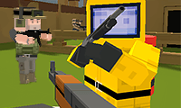 War Attack: Multiplayer Army Shooting Game