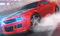 Night Drivin: Race Car Game