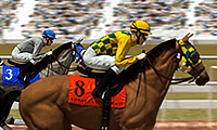 Horse Racing: Betting Game