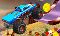 Ekstremalny monster truck