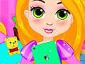 Hari Bermain Si Kecil Rapunzel