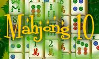 Mahjong 10 Unlimitiert