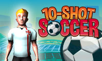 10-Schuss-Fußball