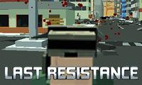 Laatste weerstand: belaagde stad