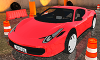 Parking Fury 3D: Car Game