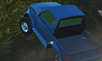 4 Wheel Drive: Mobil Off Road 3D