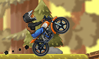 Super Bike X: Motorbike Game