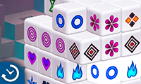 Dimension Mahjong : 470 Secondes