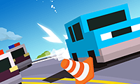 Driving Force: 3D Police Game