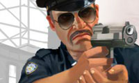 NYPD Crime Control: 3D Police Game