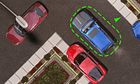 Rush Hour City Parking: Car Simulator Game