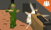 Toon Shooter Online