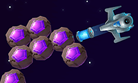 Explosión de asteroides