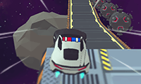 Space Racing: 3D Void