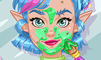 Galaxy Girl: Real Makeover