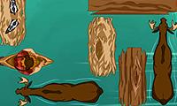 Дровосек: речной выход