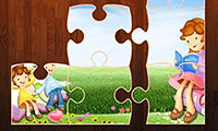 Jigsaw Puzzles: Kids Cartoons