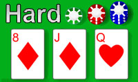 Texas Holdem: Hard