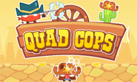 Quad Cops by Claudio Souza Mattos