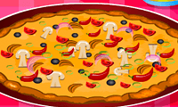 Italian Pizza: Cooking Game
