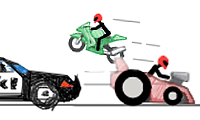 Moto Stunts: Motorcycle Game