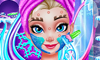 Ice Queen: Beauty Makeover