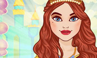 Princess Fashion Dress Up