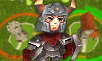 Battles of Sorogh: Medieval Strategy Game