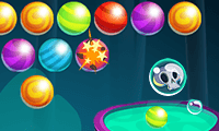 Bubble shooter diabólico